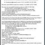 Analisando o cabeçalho/header dos E-Mails
