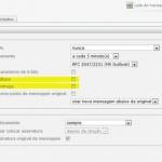 ERRO SMTP: NÃO HÁ SUPORTE PARA RECIBO DE ENTREGA